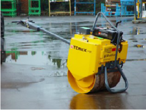 71cm Single Drum Pedestrian Roller