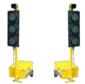 Battery Traffic Lights