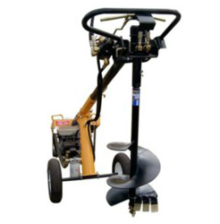 Compac 9hp 1 Man Post Hole Borer