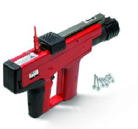 Hilti DX450 Cartridge Nail Gun