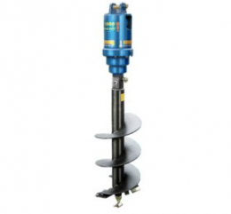 Hydraulic Post Hole Auger
