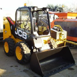JCB Skid Steer Loader