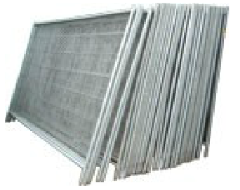Security Fencing Panels